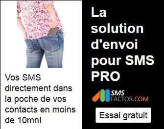 SMSFactor Entreprenariales
