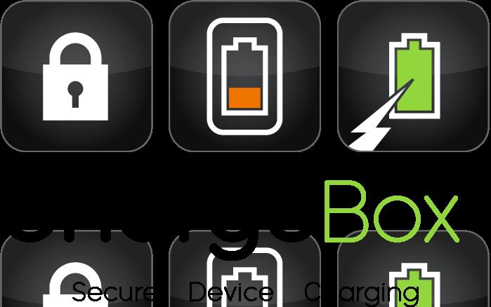 Logo texte noir et vert