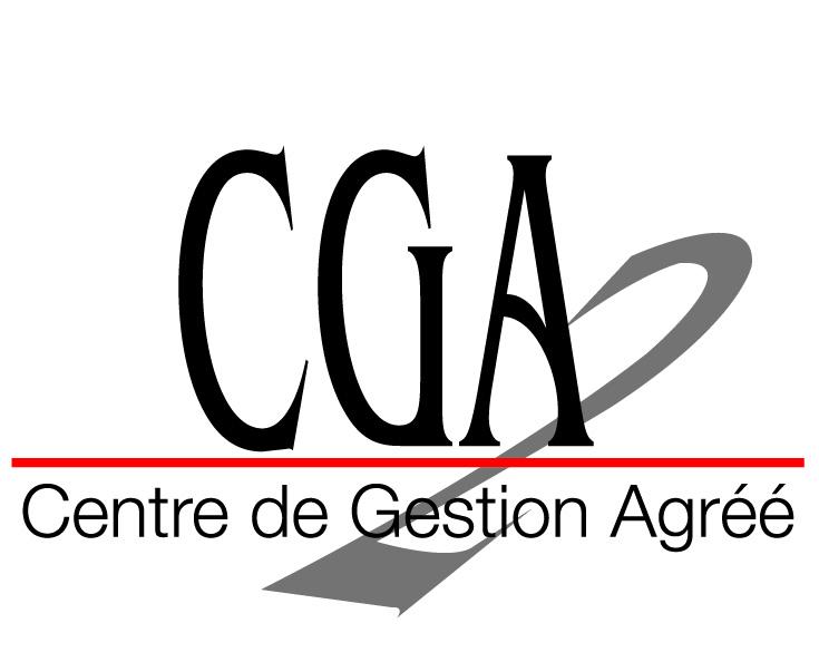 Nouvea Logo CGA vecto