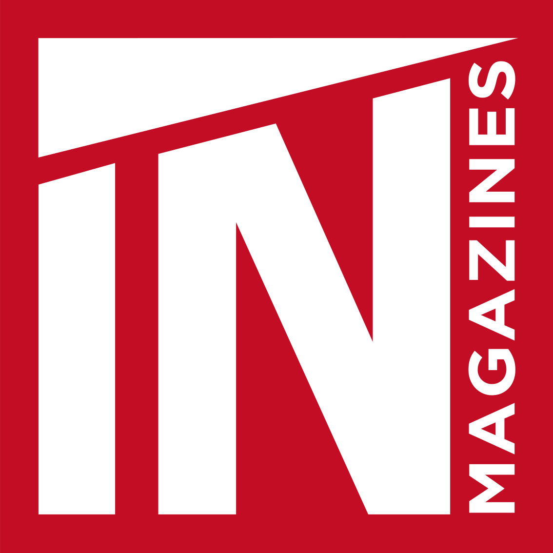 LOGO IN MAGAZINES ROUGE