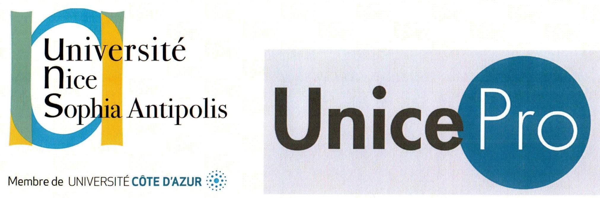 logos UNS ET UNICEPRO