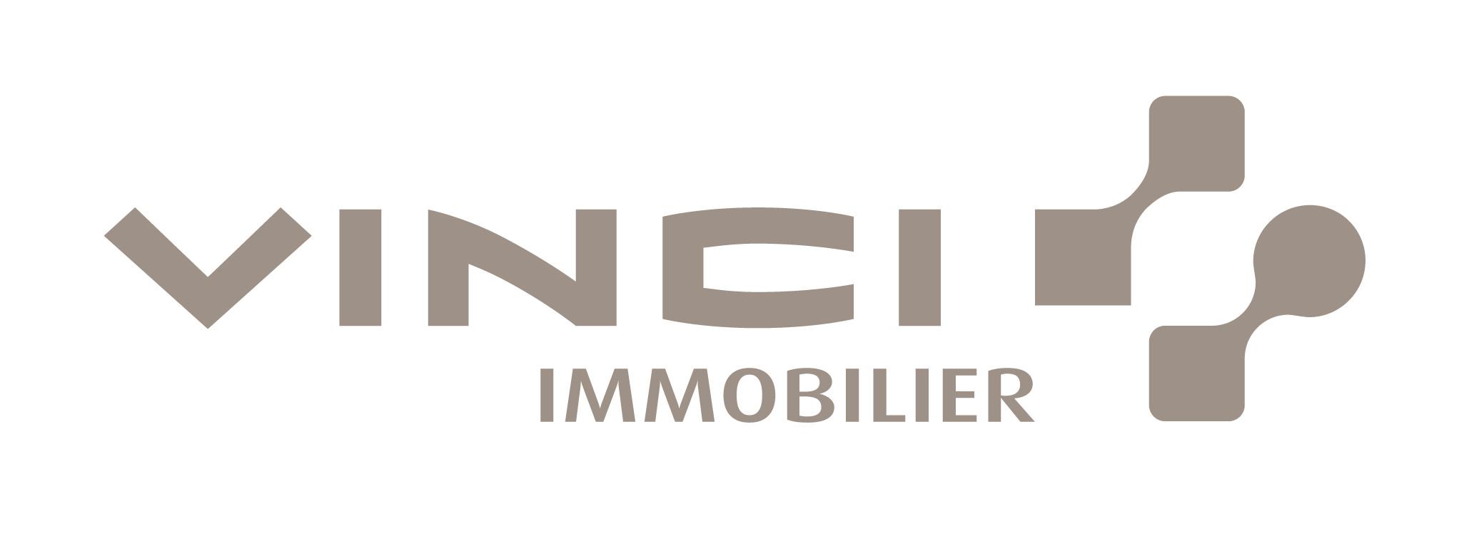 Logo VINCI Immobilier CMJN G image