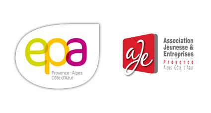 AJE PACA-APREEAM et EPA PACA : deux associations qui œuvrent pour la mise en relation du monde de l'Education et de l'Entreprise.
