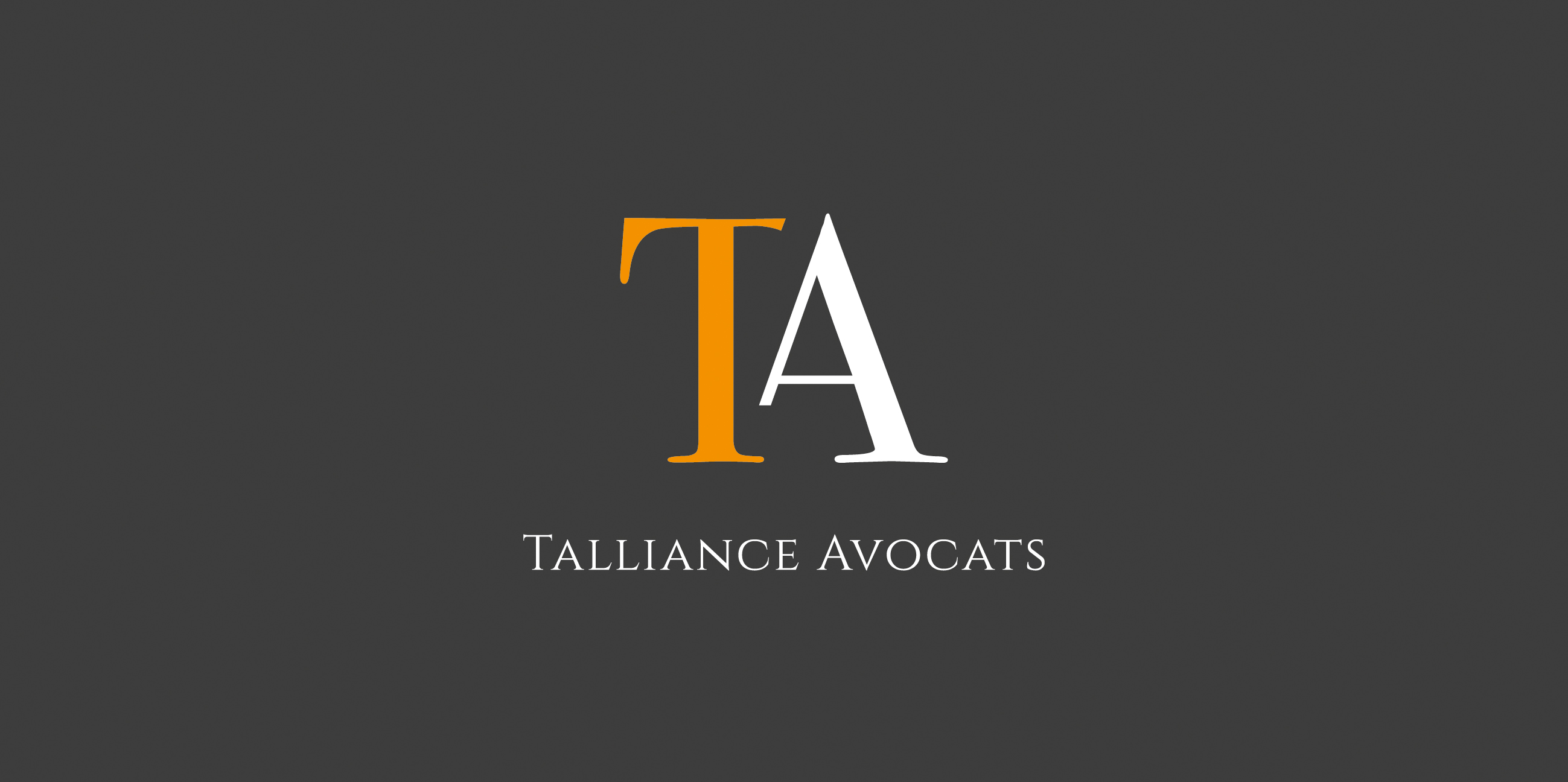 Logo talliance avocat